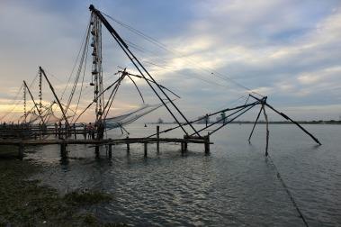 Cochin - kerala - la Pesca