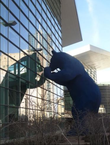 Denver - Blue Bear