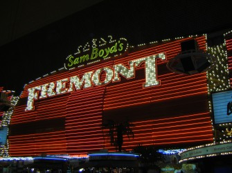 LAS VEGAS - Freemont Street