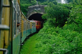 Toy Train - India