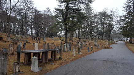 Concord - cimitero di Sleepy Hollow