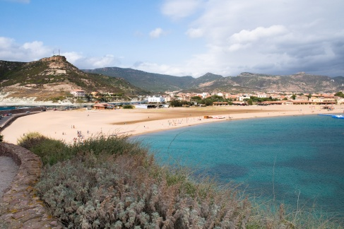 Sardegna - Bosa Marina Beach