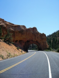 Bryce Canyon - On the road
