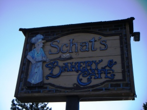 Mammoth Lakes - Schat's Bakery