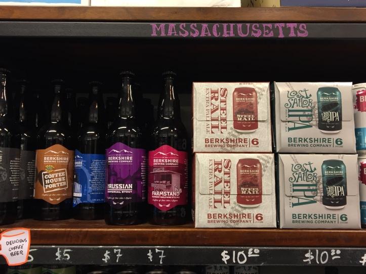 Massachusetts beers