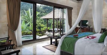 Royal spa villa - Ubud