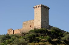 Sardegna - Il Castello Malaspina