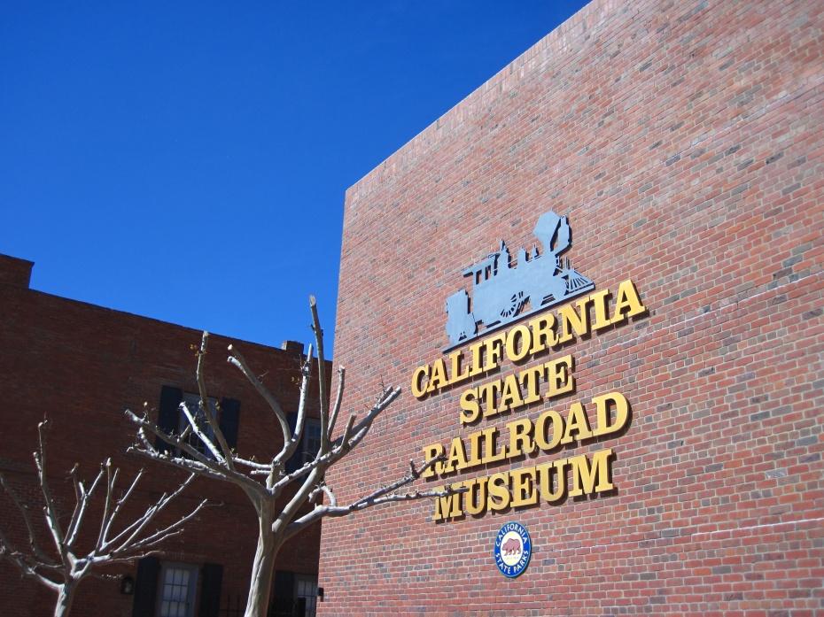 California State Railroad Museum Sacramento - Photo credit: happy via