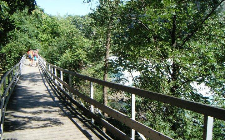 Niagara - sentiero