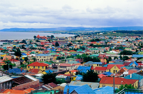 Punta Arenas - Cile