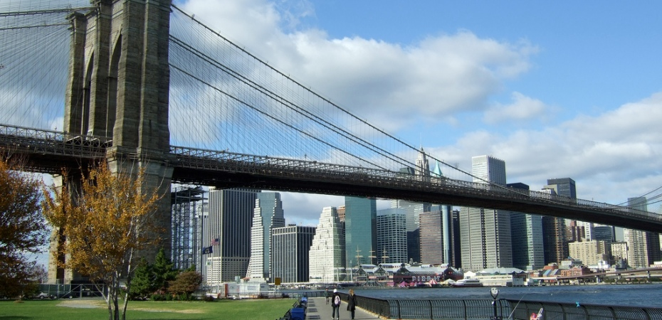Brooklyn Bridge Park - Photo credit: rudynorff
