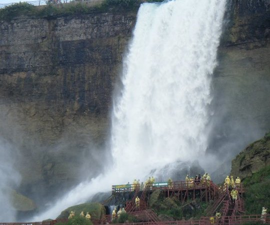 Bridal Veil Falls - Niagara Falls
