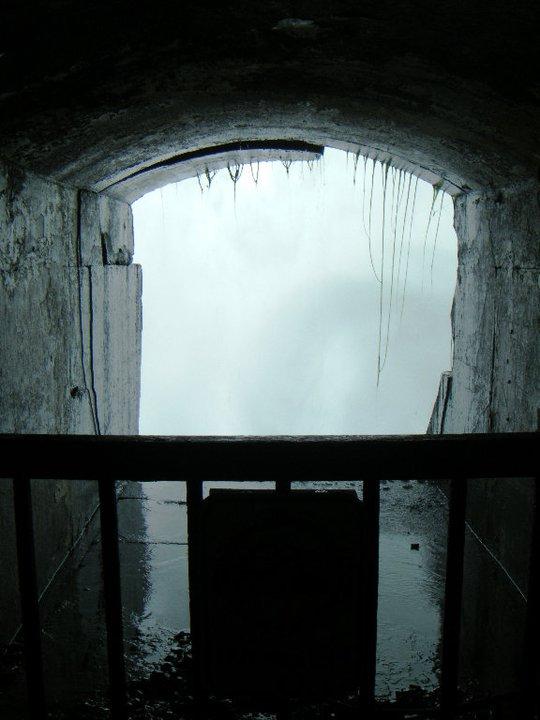 Niagara Falls - Tunnel