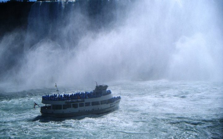 Maid of the Mist - Niagara Falls