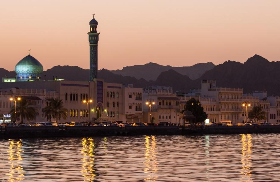 Muscat - Corniche - Photo credit: andryn2006