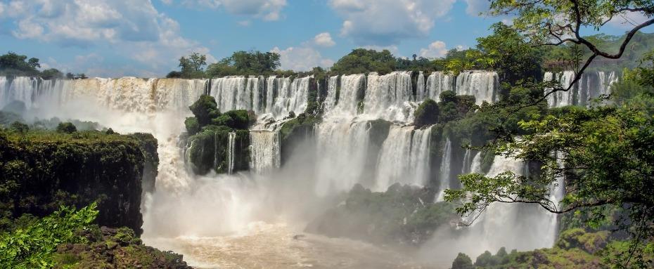 Iguazu falls-Argentina