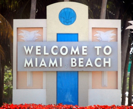 Miami Beach - Photo Credit Mr. Usaji