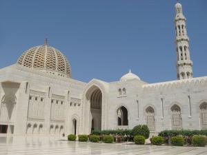 Moschea del Sultano Qaboos - Muscat - Oman