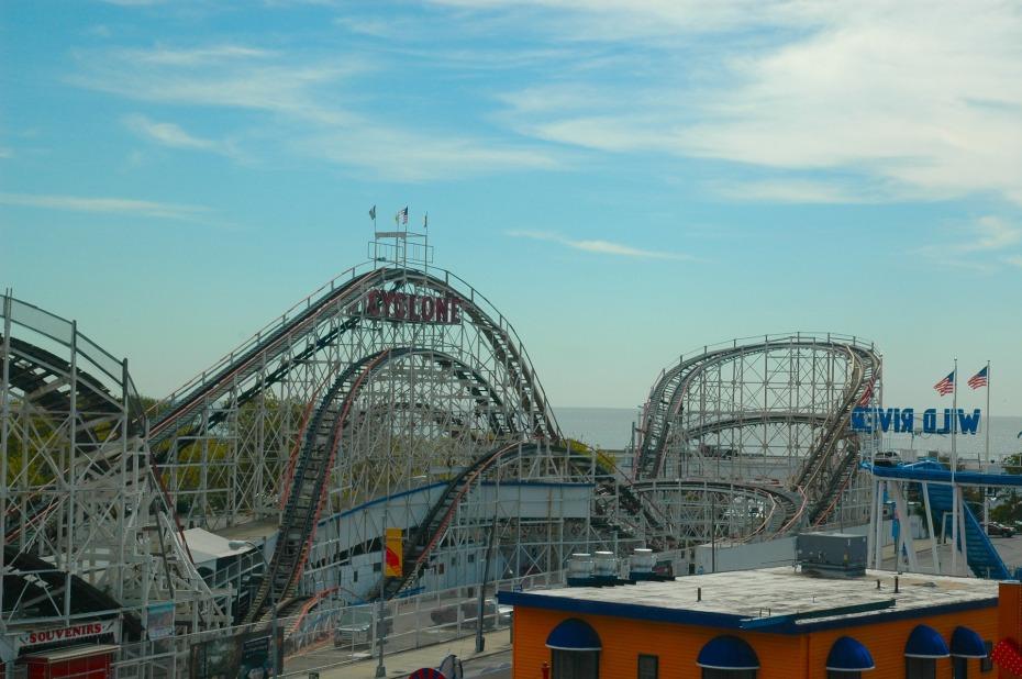 Coney Island - Roller Coaster