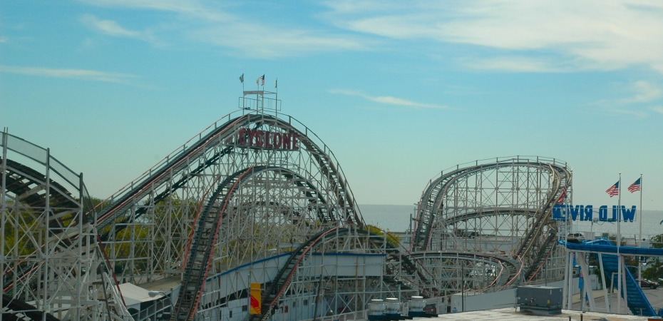 Coney Island - Roller Coaster
