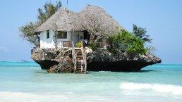 The Rock - Zanzibar