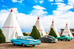 Route-66 Wigwam motel - Holbrook AZ PC_Thomas Hawk