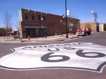 Route 66 - Winslow - AZ