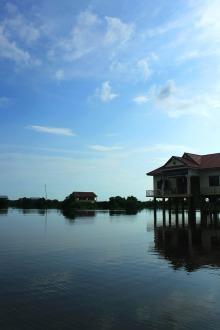 Tonle Sap Lake - Cambogia