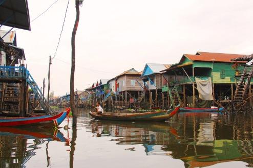 kompong - Cambogia