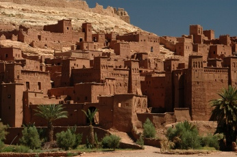 Ait Benhaddou Qsar Photo credit: amerune