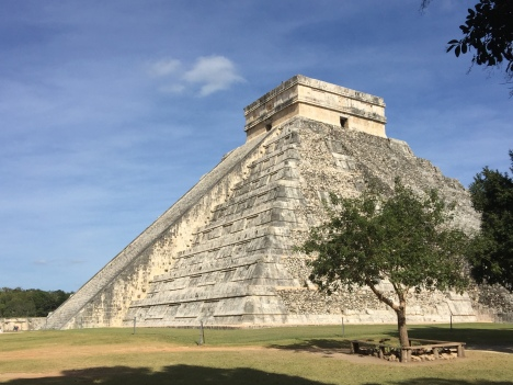 Messico - Chichen-Itza