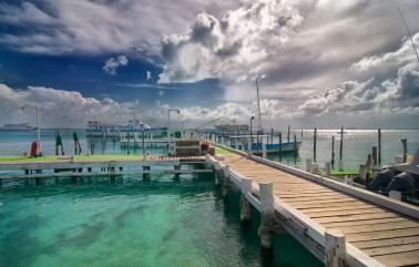 Isla Mujeres - Marina