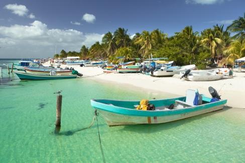 Isla Mujeres - Spiaggia