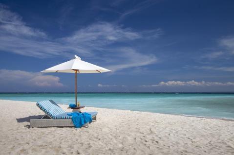 Nusa Lembongan Spiaggia dell'Hotel