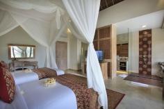 Ubud - Udaya Resort - Twin Room