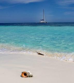 Catamarano Maldive