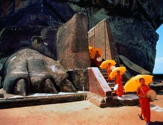 Sigiriya - la Rocca del Leone