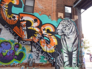 Art Alley - Rapid City
