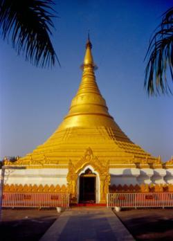 lumbini-nepal credit visitnepal