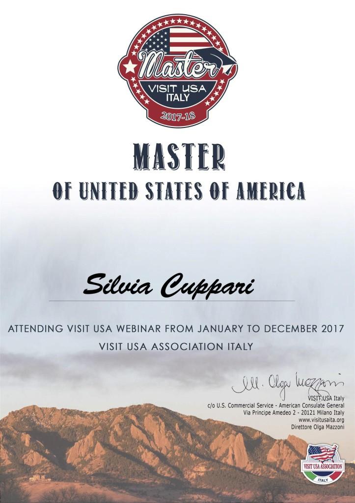 Master USA