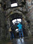 io e Chiara a Stirling