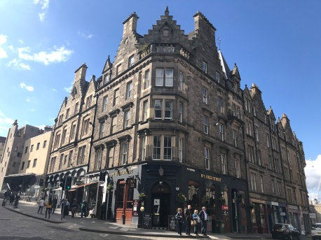 Edimburgo - Royal Mile