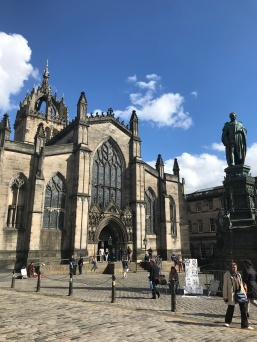 Edimburgo - St. Giles Cathedral