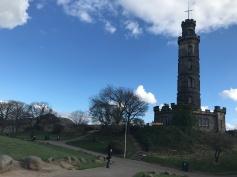 Nelson Monument - Calton Hill - Edimburgo