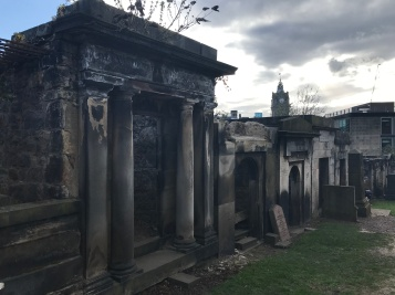 Old Calton Cemetery - Edimburgo