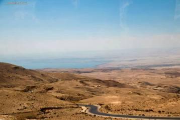 Mar Morto - Vista dal Monte Nebo
