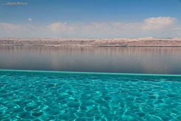Mar Morto - Vista dal Resort - Jordan Adventure