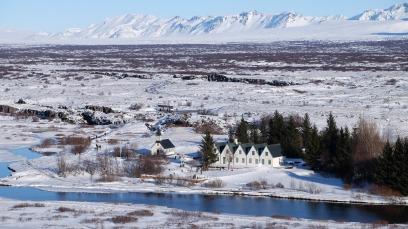 Thingvellir National Park - Islanda