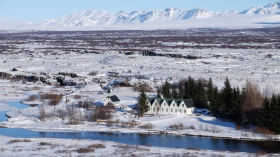 Thingvellir National Park - Islanda