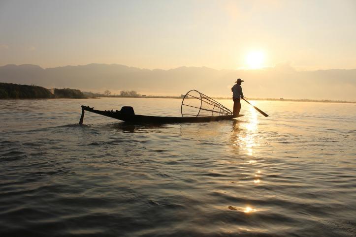 Lago Inle - Birmania